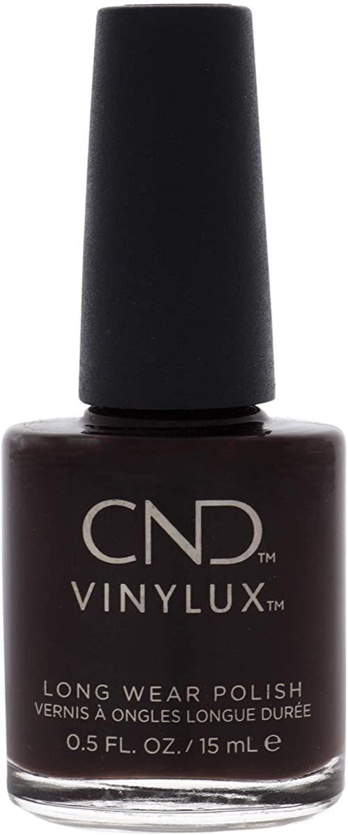 CND Vinylux Black Cherry, Long wear lakier do paznokci, nr 304, 15 ml