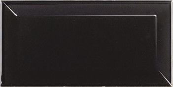 Metro Black Matt 7,5x15