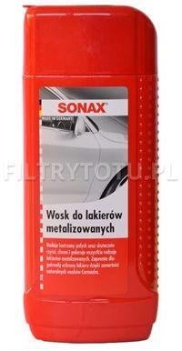 SONAX Wosk do lakierów metalizowanych 250ml (317100)