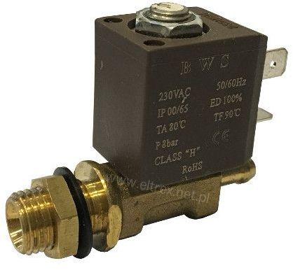 Elektrozawór BWS 230V AC 50Hz