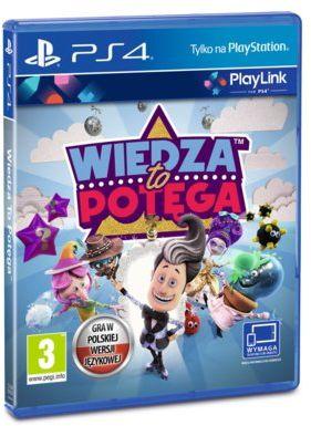 Gra PS4 Wiedza To Potęga