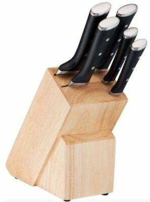 Zestaw noży TEFAL Ice Force K232S574 (5 elementów) Dogodne raty! DARMOWY TRANSPORT!