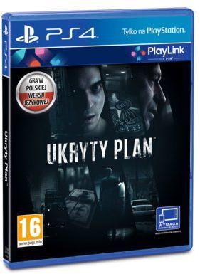 Gra PS4 Ukryty Plan