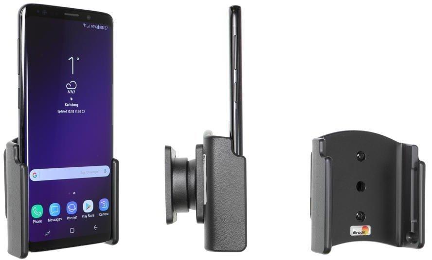 Uchwyt pasywny do Samsung Galaxy S9+.