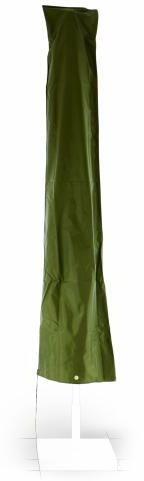 Pokrowiec na parasol ogrodowy zielony (do max. 4 m)