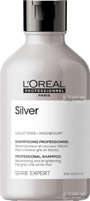 L''Oréal Professionnel - SERIE EXPERT - MAGNESIUM SILVER - Szampon do siwych włosów - 300 ml