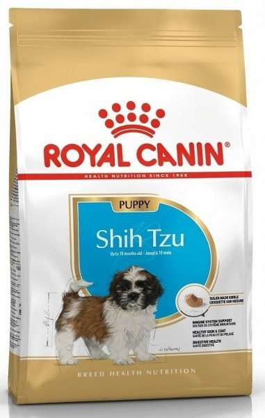 Royal Canin Shih Tzu Puppy / Junior 500g