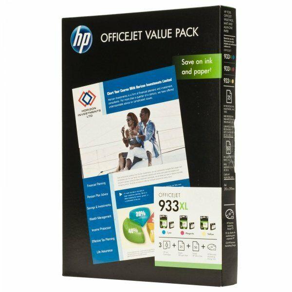 Papier HP Paper/933XL OfficeJet Value 75Sht A4 (CR711AE)