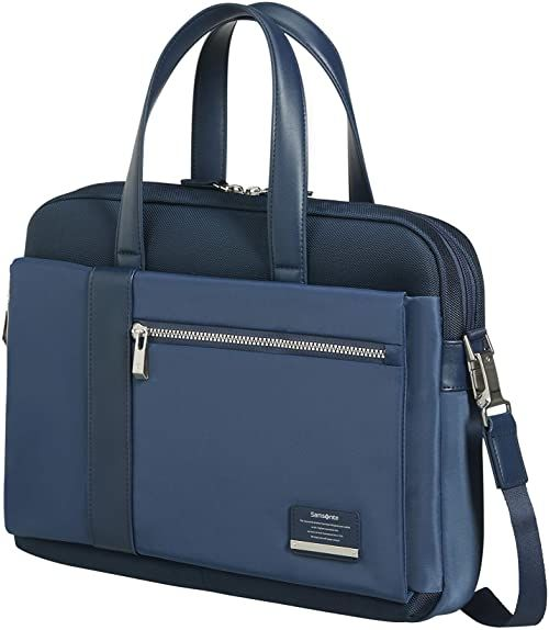 Samsonite Openroad Chic - torba na ramię, Blau (Midnight Blue) (niebieski) - 130121/1549