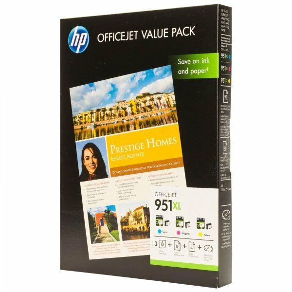 Papier HP Paper/951XL OfficeJet Value 75Sht A4 (CR712AE)