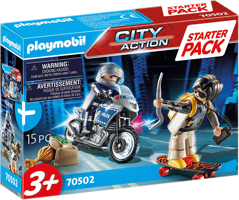 Playmobil - Starter Pack Policja 70502