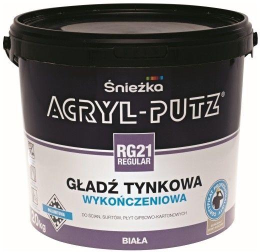 ŚNIEŻKA Acryl-Putz RG21 Regular