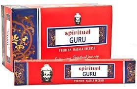 Kadzidełka Guru Harmonia Pyłkowe Spiritual 15g