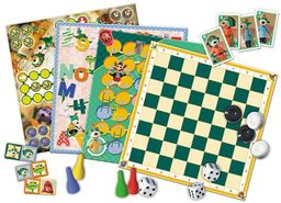 Rodzina Treflików Kalejdoskop 25 gier ZAKŁADKA DO KSIĄŻEK GRATIS DO KAŻDEGO ZAMÓWIENIA