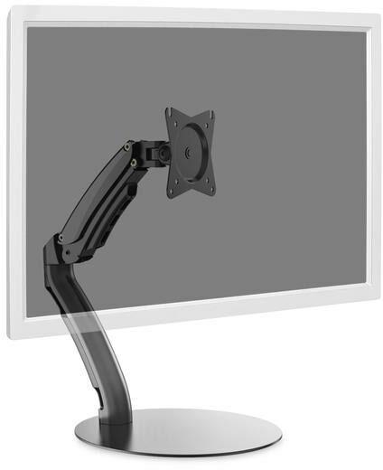 """Stojak biurkowy DIGITUS do monitorów LCD/LED o przekątnej ekranu do 69cm (27"""")"""