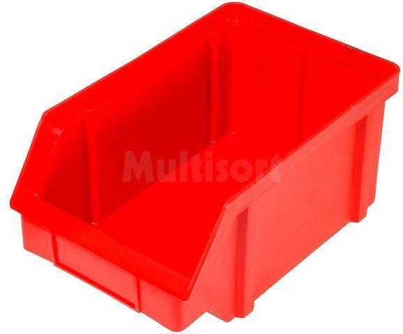 Pojemnik warsztatowy typ II - 314x202x148mm czerwony