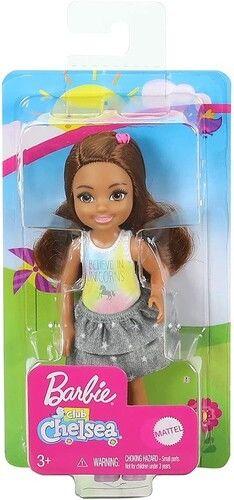Barbie - Club Chelsy Lalka Chelsea GHV63