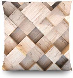 AG Design poduszka 3D, tkanina, wielokolorowa, 45 x 45 cm