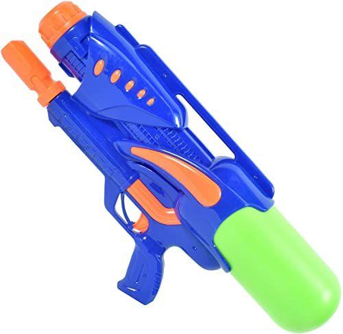BLUESKY pistolet na wodę z pompą wody 048190-48 cm  gra na świeżym powietrzu od 6 lat
