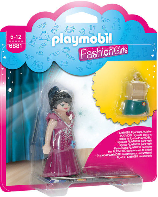 Playmobil - Fashion Girl Party 6881