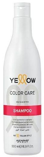 Yellow Color Care szampon włosy farbowane 500 ml