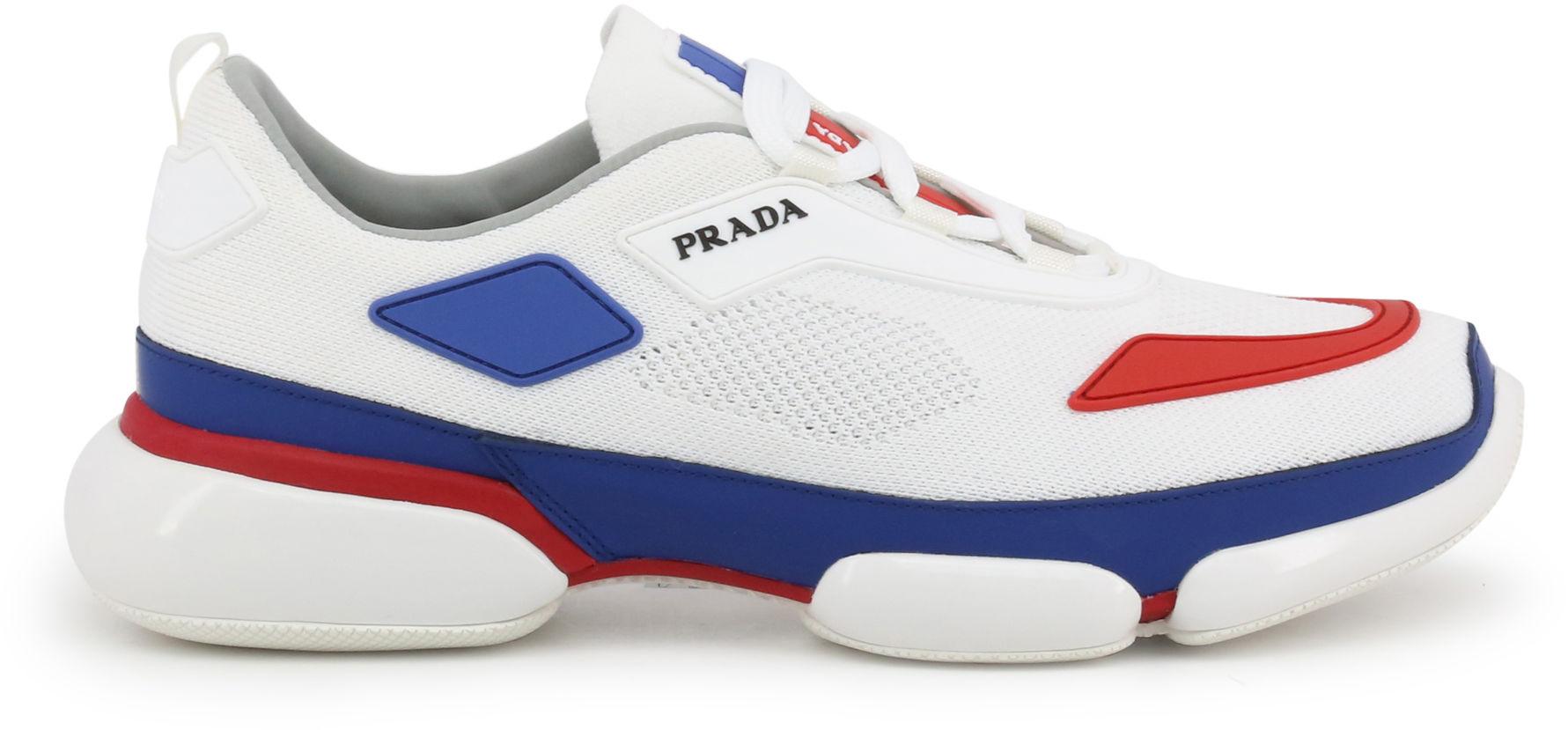 Sneakersy męskie Prada