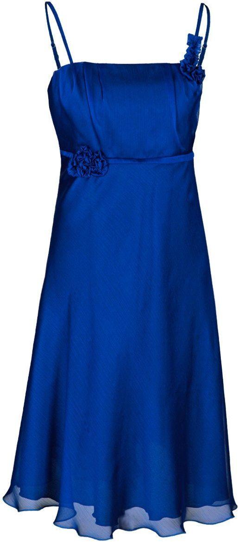Sukienka FSU256 CHABROWY CIEMNY