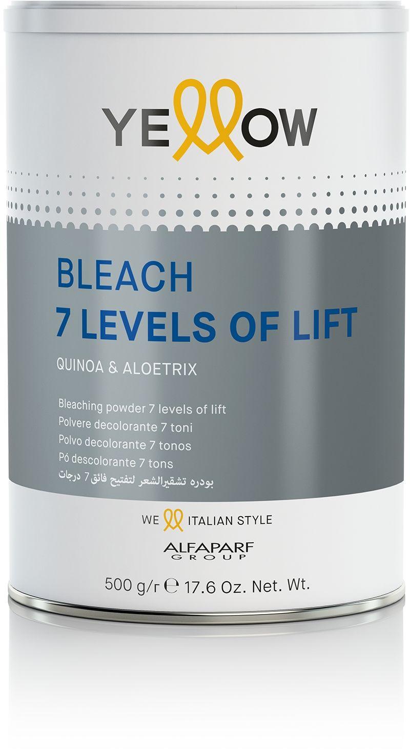 Alfaparf Yellow Bleach Rozjaśniacz 7 tonów 7 level