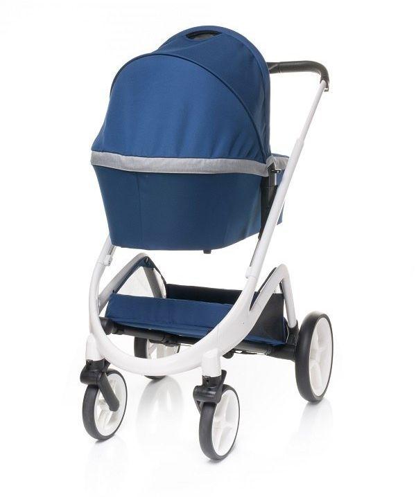Wózek Cosmo 2w1 Navy Blue 4BABY