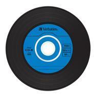 Verbatim CD-R 700MB x52 slim 10szt DataLife+ AZO