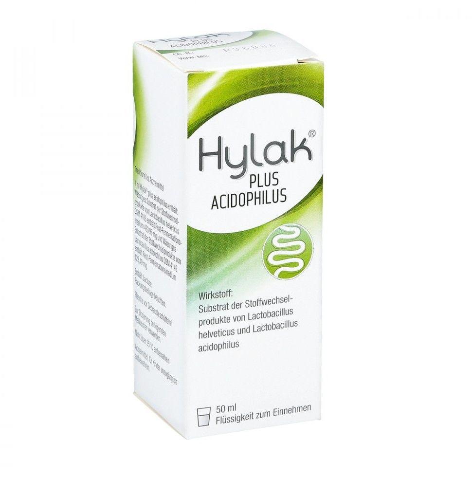 Hylak plus Acidophilus krople