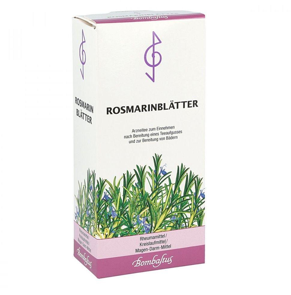 Rosmarinblaetter herbata z liści rozmarynu
