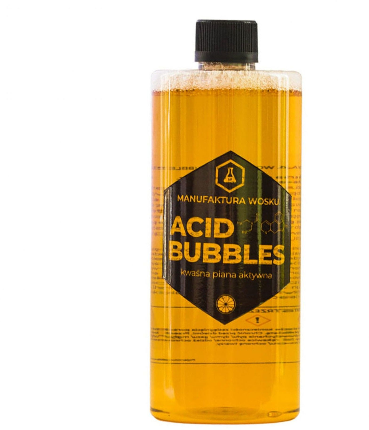 Acid Bubbles Manufaktura wosku 1l - kwaśna piana aktywna
