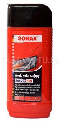 SONAX Wosk koloryzujący czerwony 250ml (296441)