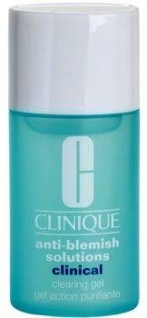 Clinique Anti-Blemish Solutions Clinical Clearing Gel żel przeciw niedoskonałościom skóry 30 ml + do każdego zamówienia upominek.