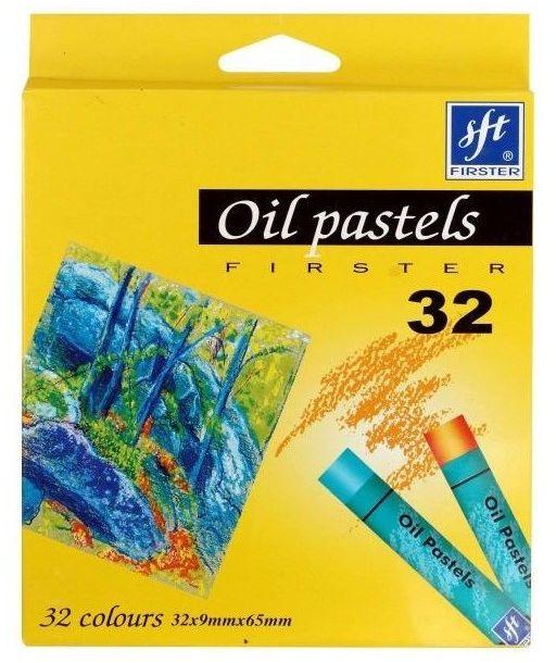 Pastele olejne 32 kolory Firster Titanum 117244