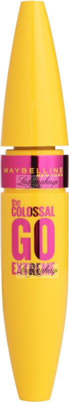 MAYBELLINE - The COLOSSAL GO EXTREME VOLUM'' - Pogrubiający tusz do rzęs - VERY BLACK