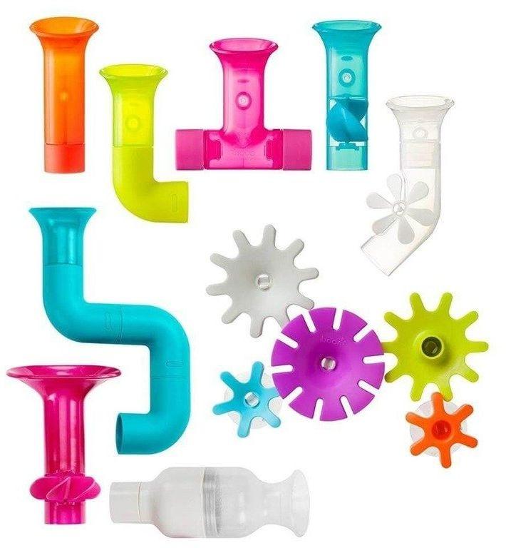 Zestaw zabawek do wody pipes cogs tubes, boon