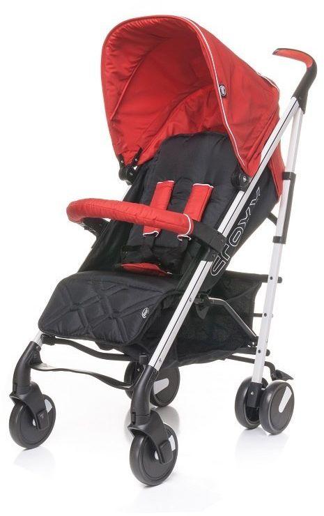 Wózek spacerowy Croxx Red 4BABY