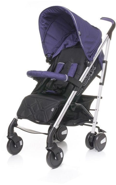 Wózek spacerowy Croxx Purple 4BABY