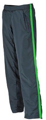 James & Nicholson Damskie spodnie sportowe Laufhosen damskie spodnie ciążowe Zielony (żelazo szary/zielony) XXL