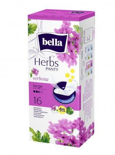Bella Wkładki higieniczne Herbs werbena 16szt