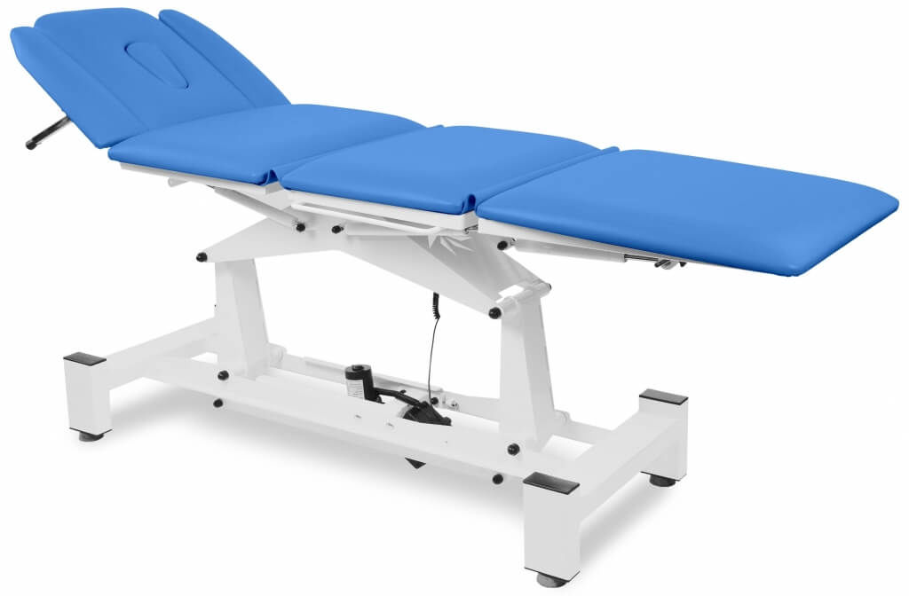 Stół do masażu i rehabilitacji NSR 4 E