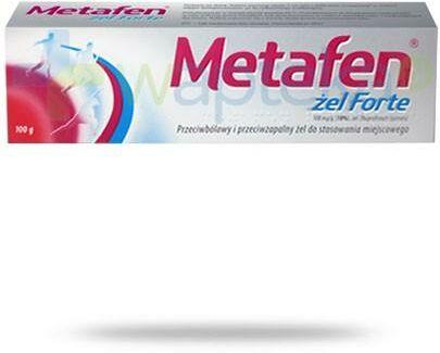 Metafen żel Forte 100 g