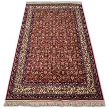 Dywan WINDSOR 22938 ŻAKARD tradycyjny czerwony 60x100 cm