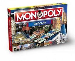Monopoly Wroclaw, wersja niemiecka (German) ZAKŁADKA DO KSIĄŻEK GRATIS DO KAŻDEGO ZAMÓWIENIA