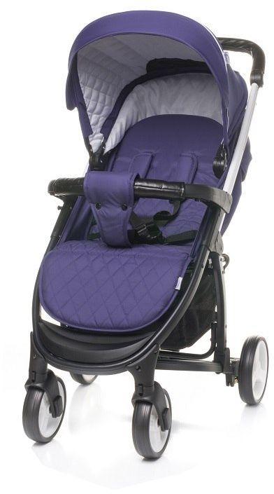 Wózek spacerowy Atomic XVII Purple 4BABY