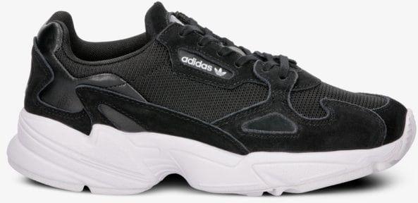 buty ADIDAS - Falcon W Core Black/Core Black/Ftwr White (CBLK-CBLK-FTWR WHT) rozmiar: 38