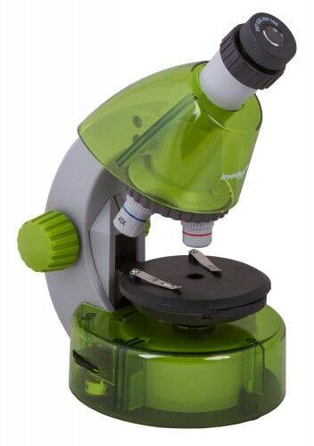 Mikroskop Levenhuk LabZZ M101 Lime Limonka