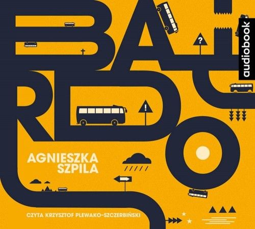 Bardo Agnieszka Szpila Audiobook mp3 CD